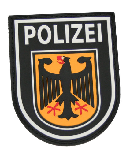 Patch Adler Bundespolizei